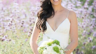 Wedding hairstyles for long hair down 2018
