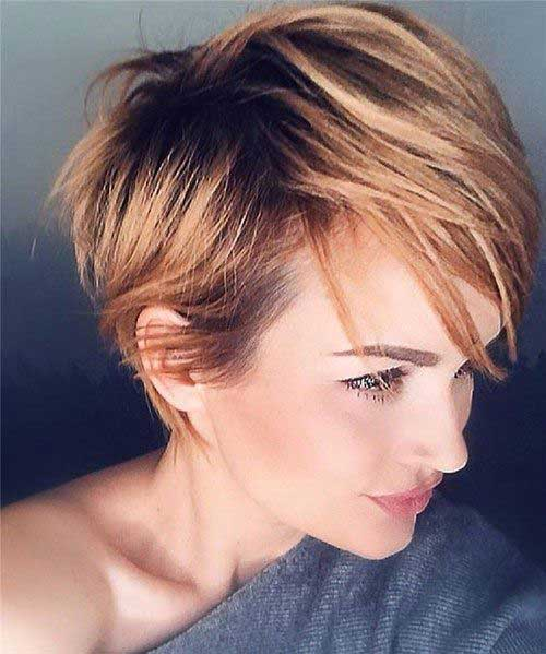 Trendy Short Pixie Haircuts-27