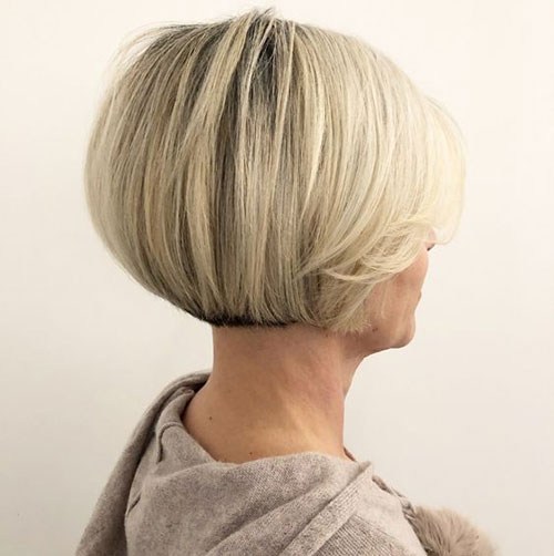 Short Blonde Bob Hairstyles-8