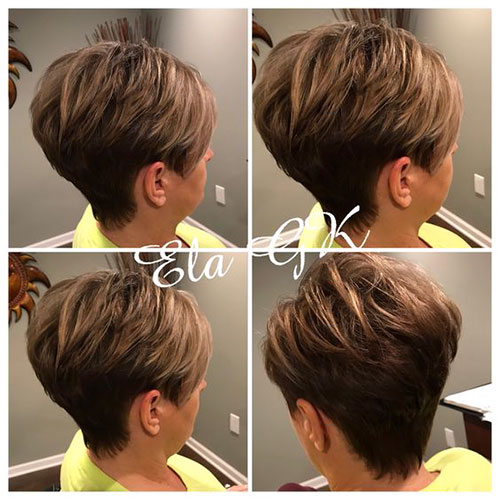 Pixie Haircuts For Women Over 40