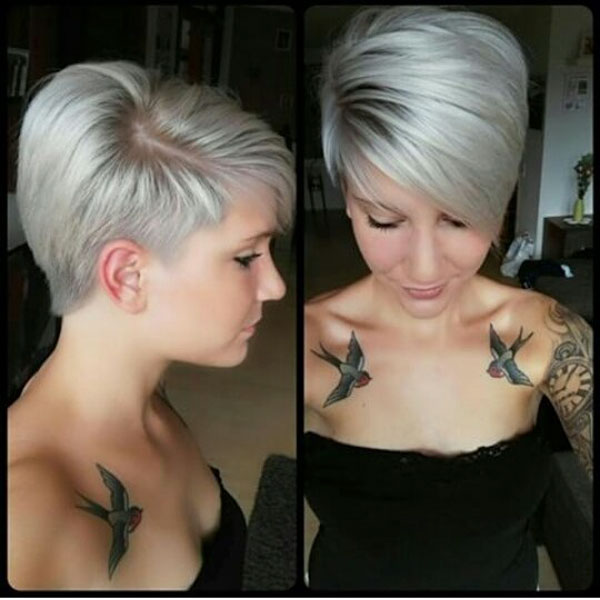 Cute Pixie Cuts For Straight Hair