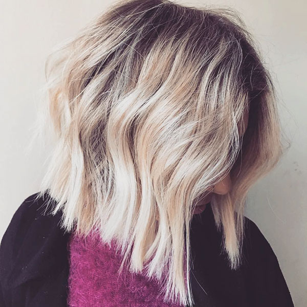 Short Blonde Hair Colour Ideas