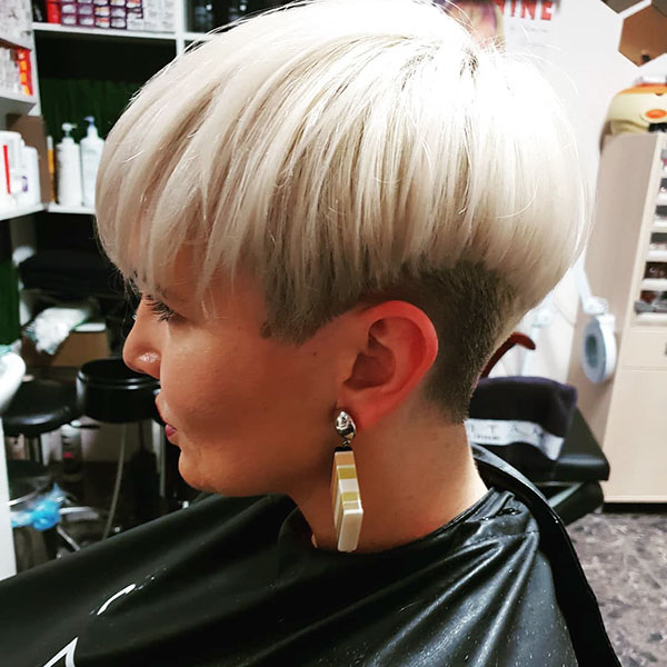 Straight Pixie Haircuts
