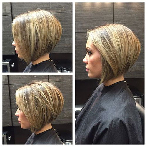 Short Blonde Bob Hairstyles-10