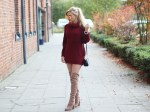 42 Knee High Boots Outfit to try this Winter