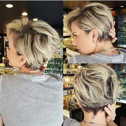 Cute Short Haircuts-6