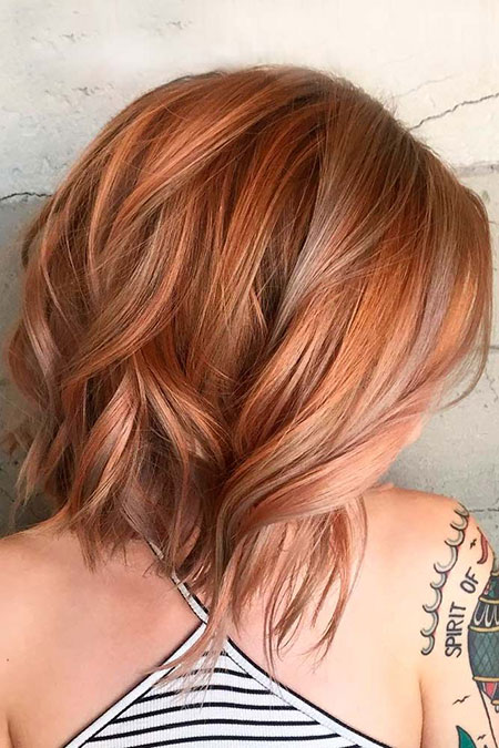 Hair Color Short Ideas