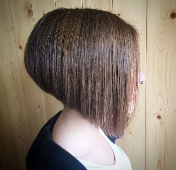 Angled Bob Haircuts For Fine Hair