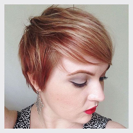 Pixie Short Thin Round