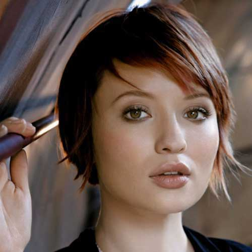 Short Haircuts for Thin Straight Hair-10
