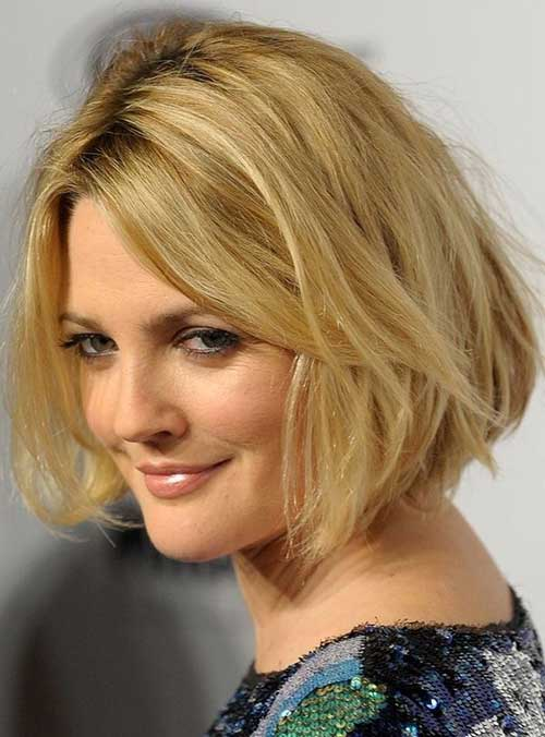 Celebrities with Bob Haircuts-14