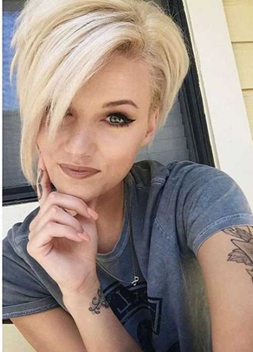 Short Hairstyles for Thick Straight Hair-6