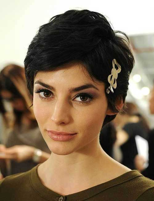 Pixie Cuts for Thick Hair
