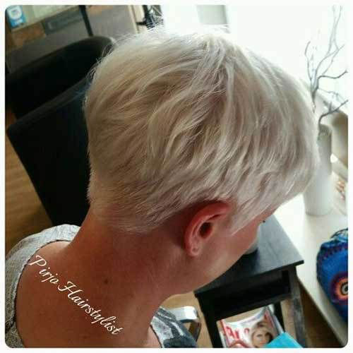 Edgy Pixie Haircuts Back View-13