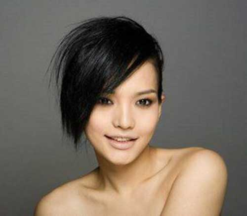 Asymmetrical Pixie Cut-13