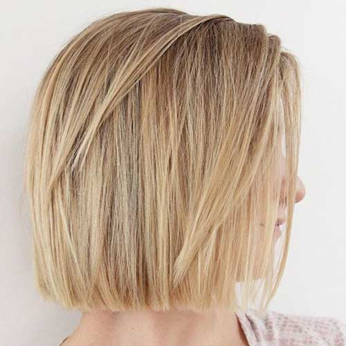 Short Hairstyles for Thick Straight Hair-12