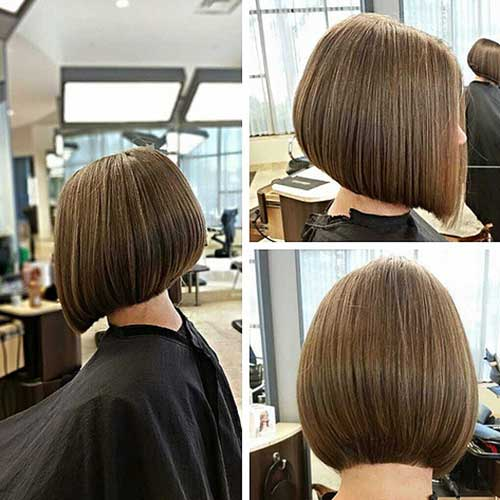 Short Hairstyles for Thick Straight Hair-7