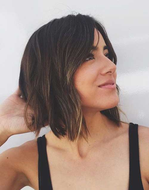Short Trendy Haircuts