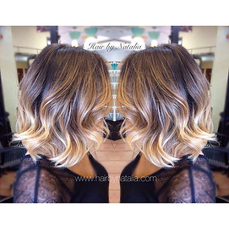 Blonde Ombre Hair Color, Balayage Blonde Ombre Color