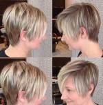 Fashionable Ladies Best Trendy Short Haircuts