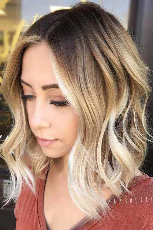 Short Haircuts for Wavy Hair-13