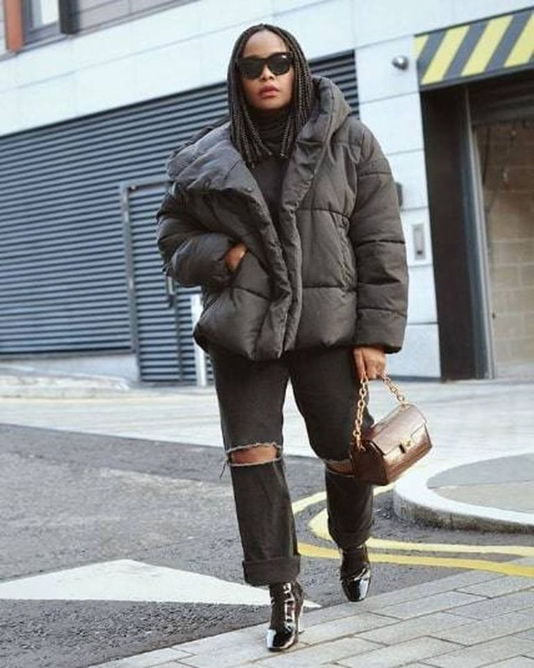 Warm Padded Coats to Comfort Your Body in Winter