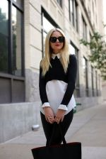 30 Fashionable Cropped Sweater Ideas to Wear in Winter