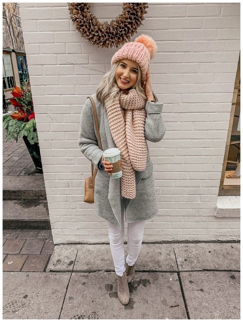 50+ popular winter outfits ideas to copy right now 41