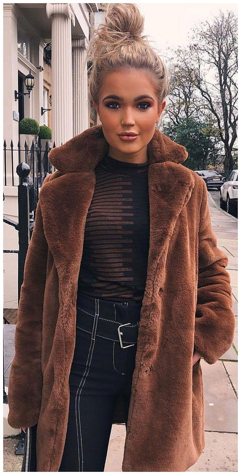 50+ popular winter outfits ideas to copy right now 53