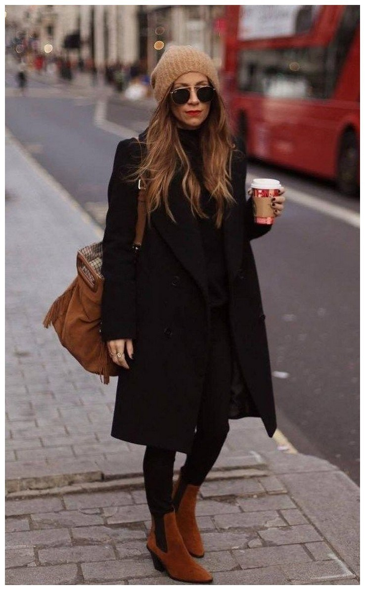 45+ trending winter outfits to copy right now 14