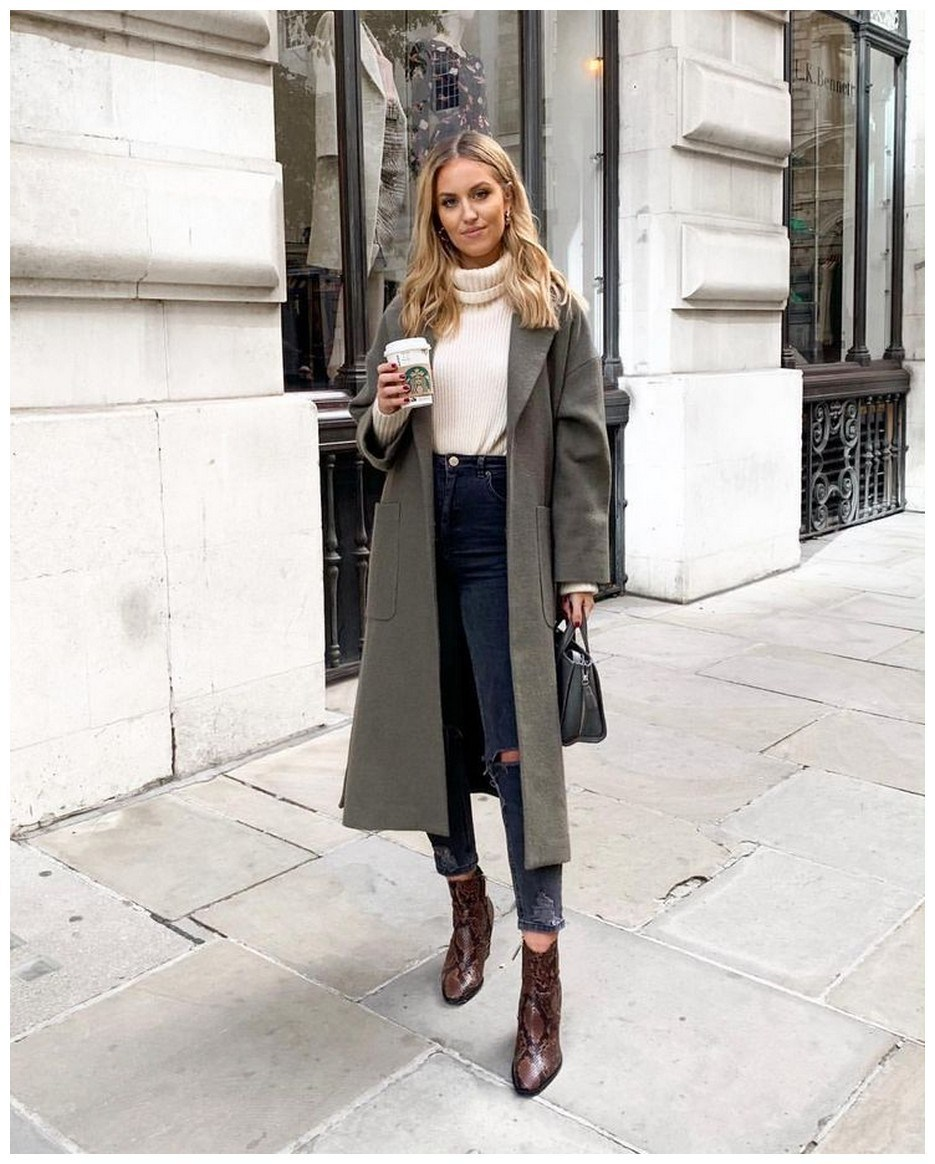 50+ cozy outfit idea you need to wear in winter 35