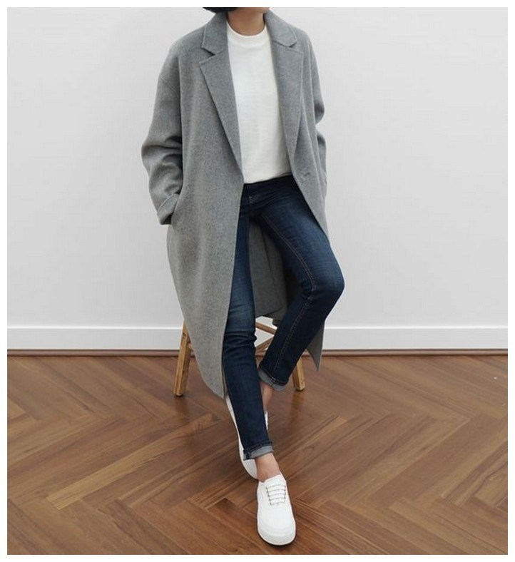 50+ cozy outfit idea you need to wear in winter 43