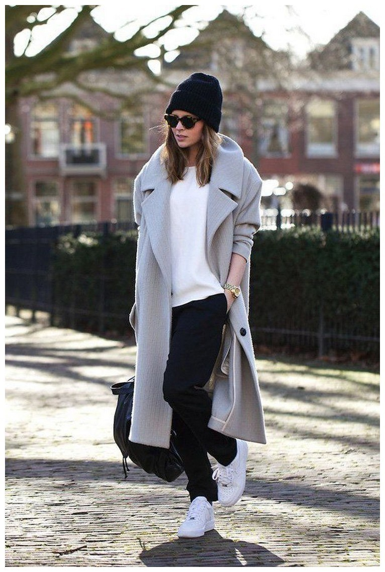 50+ cozy outfit idea you need to wear in winter 28