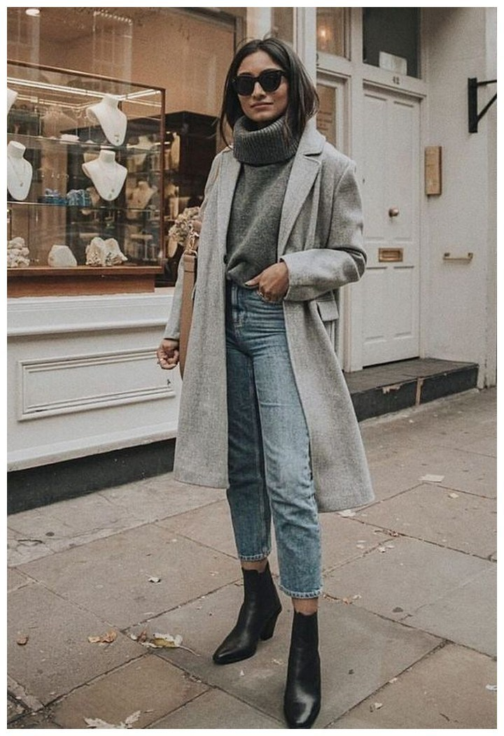 50+ cozy outfit idea you need to wear in winter 6