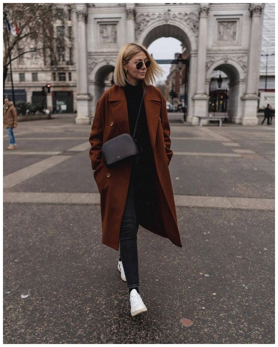 50+ cozy outfit idea you need to wear in winter 11