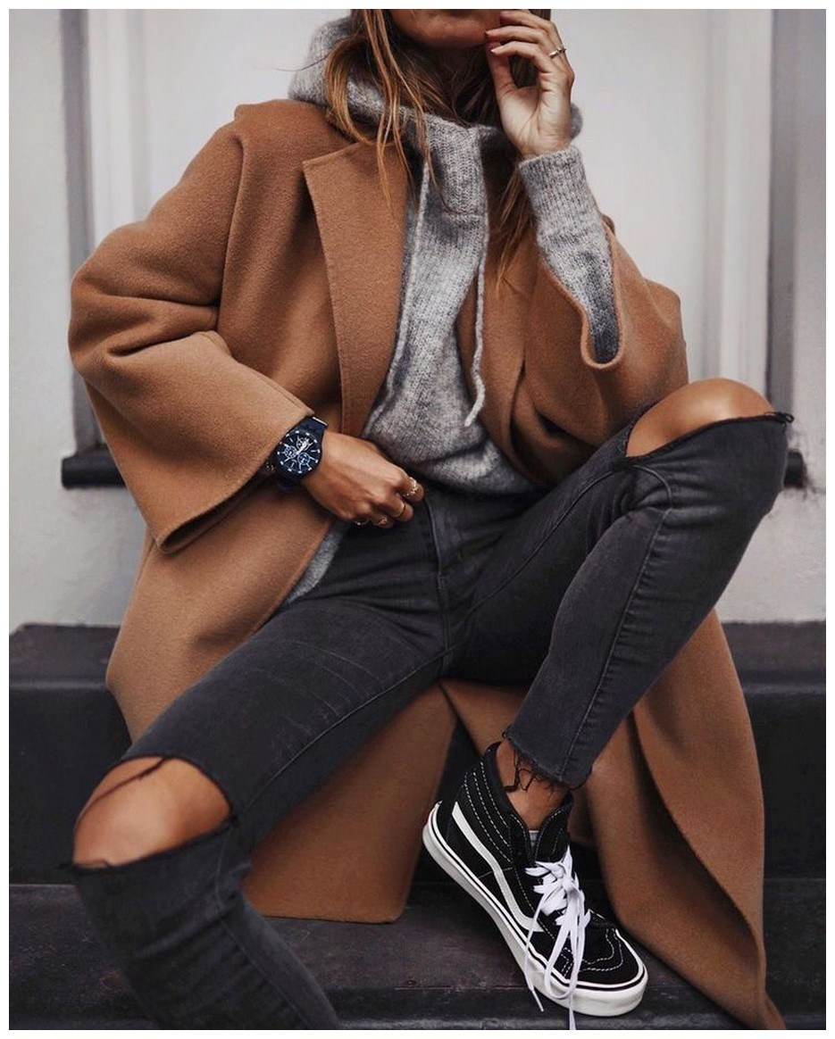 60+ comfy winter brunch outfits for girls 39