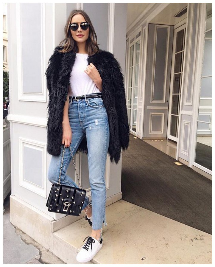 50+ pretty winter outfits you can wear on repeat 37