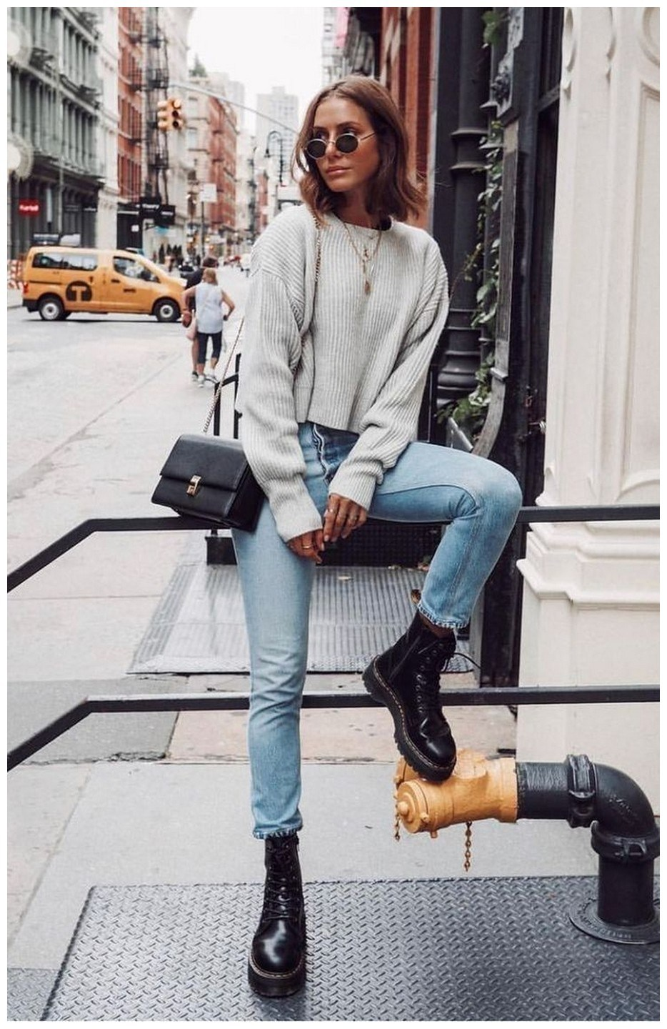 50+ pretty winter outfits you can wear on repeat 4