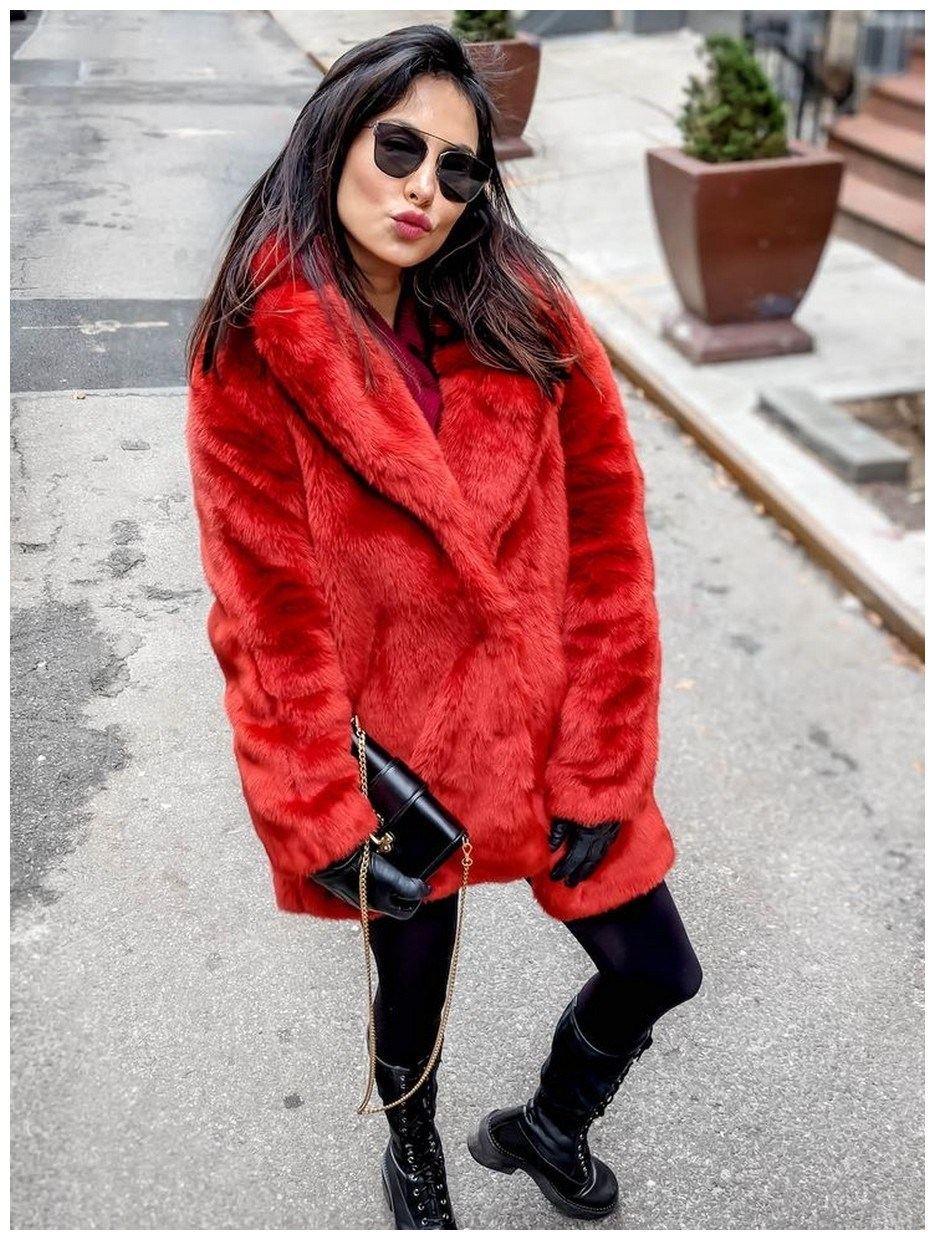 50+ pretty winter outfits you can wear on repeat 39