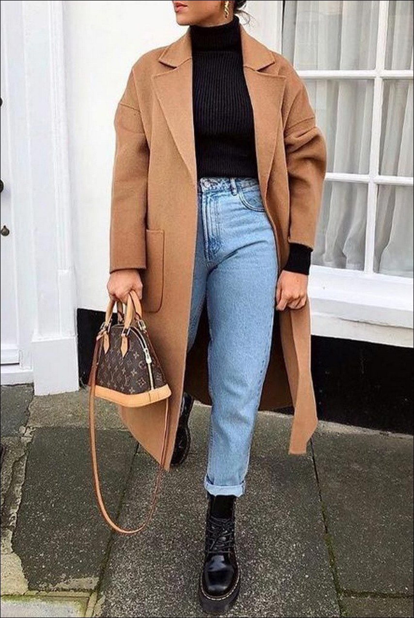 42+ trendy winter outfits to help to level up your winter style 38