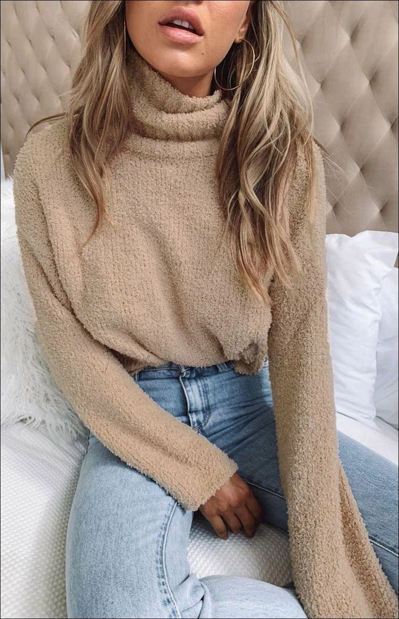 55+ magnificient winter outfits ideas to wear right now 23
