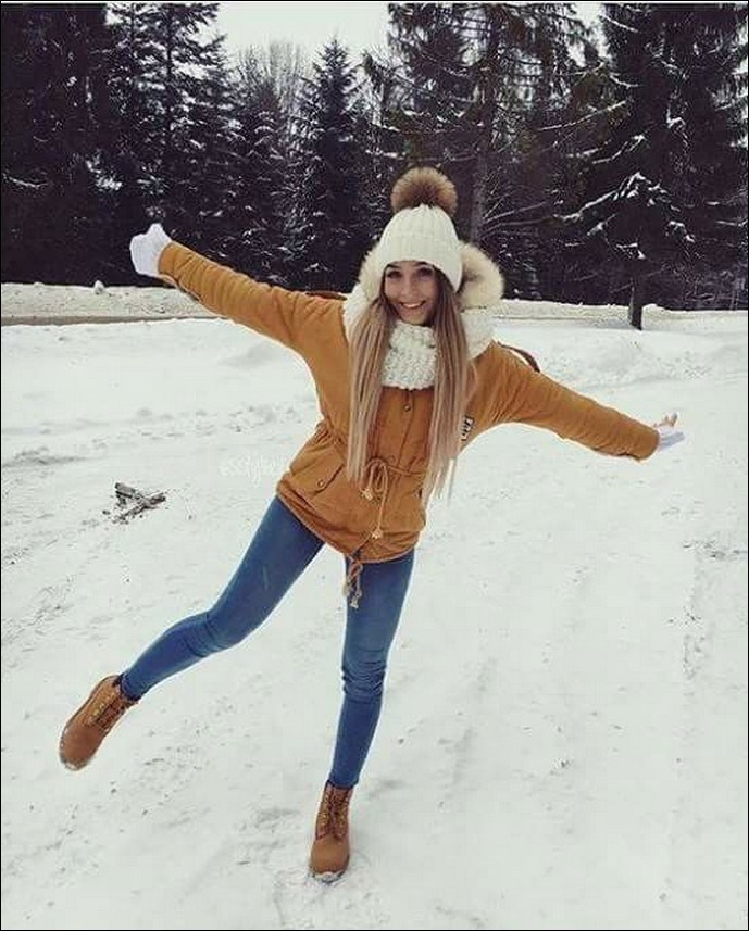 55+ lovely winter dress ideas for teens ideas 33