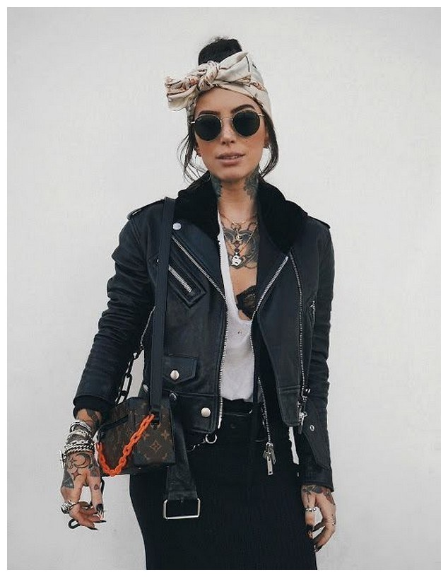 34+ rocker chic winter outfits you will love fashionplace info 29
