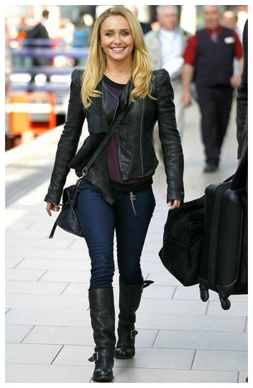 34+ rocker chic winter outfits you will love fashionplace info 30