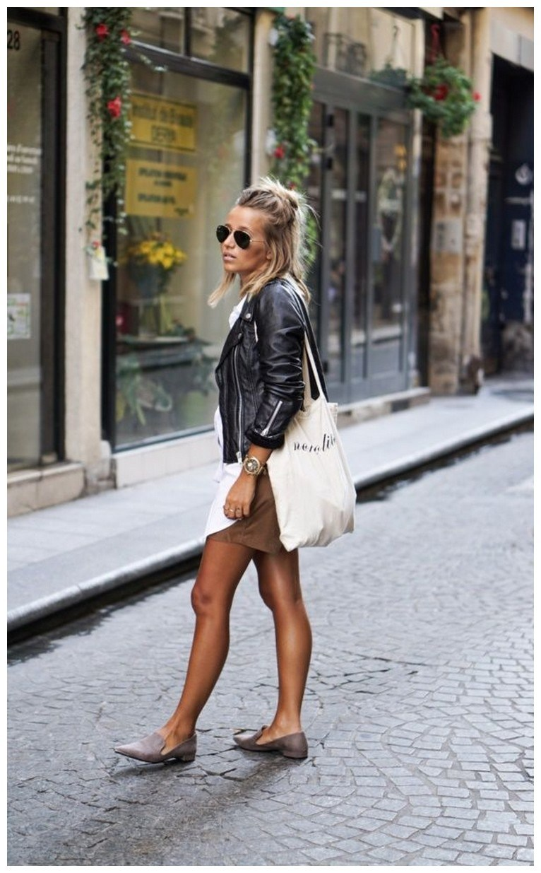 34+ rocker chic winter outfits you will love fashionplace info 16