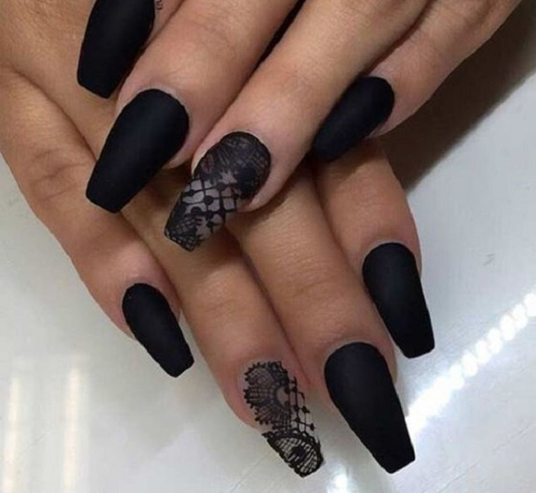 24 Stunning Coffin Nail Designs Of The Year Quotes Picture