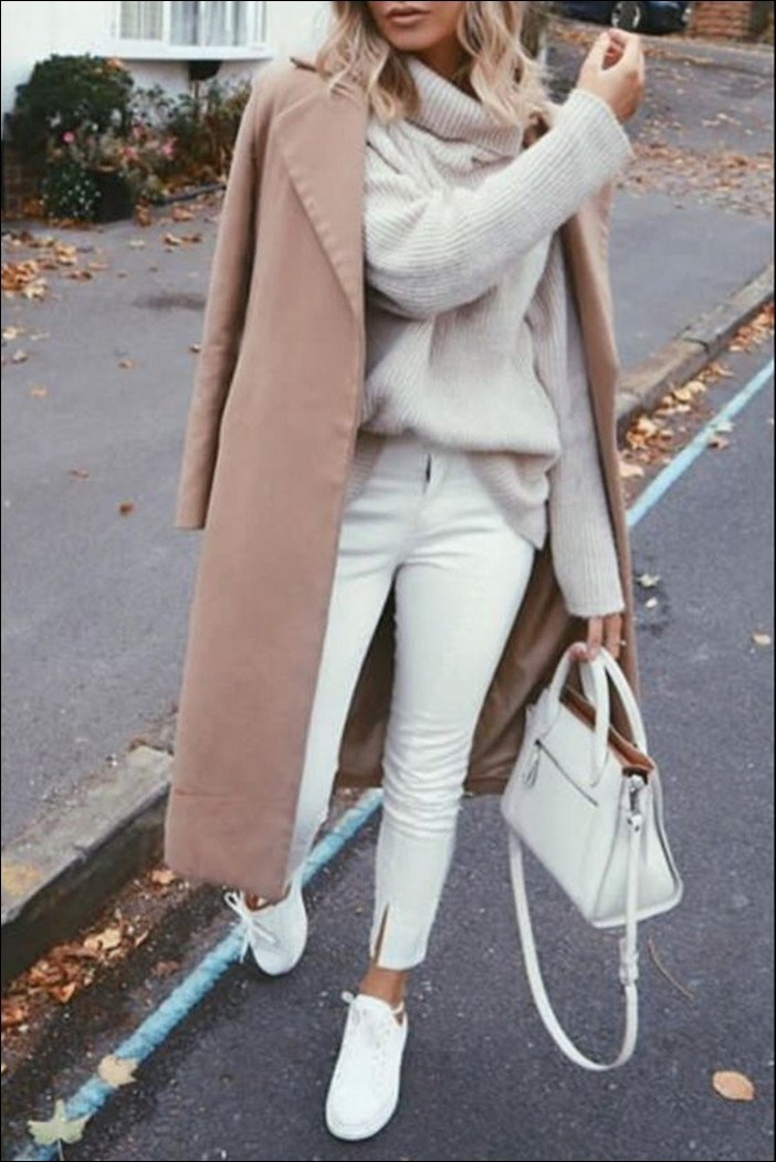 40+ best inspiring women winter outfit ideas 6