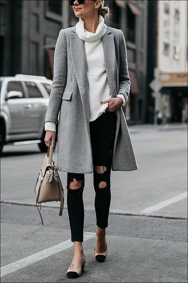 40+ best inspiring women winter outfit ideas 28