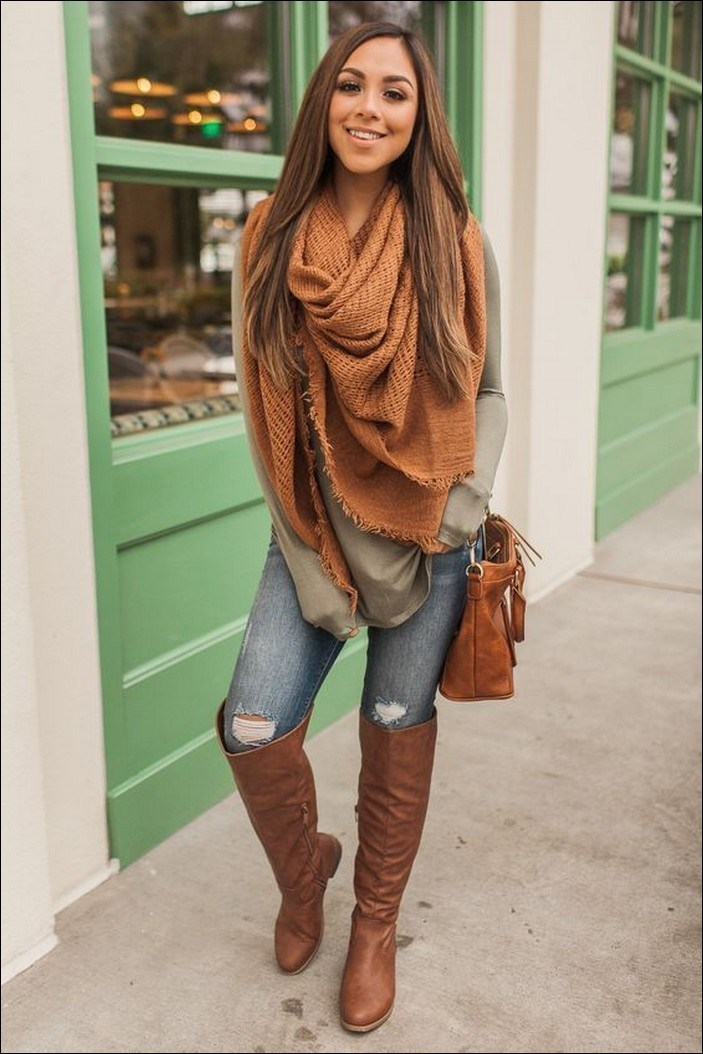 40+ best inspiring women winter outfit ideas 22