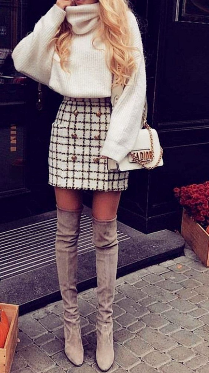21+ winter outfits ideas for women casual and sexy 5
